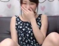 [無修正ライブチャット]ワンピース姿のお姉さんが洋服を全部脱いでクパァーしながらローターオナニーを見せる!