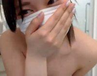 [ライブチャット]初めてのお風呂配信でマジ照れ(〃∇〃)超カワ素人が全裸で生ライブ♪