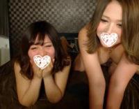 [無修正ライブチャット]超カワ美少女たちが夢のWアワビ饗宴♡途中で新人の女の子2人追加で四つ巴のクパァ祭りへ突入!!